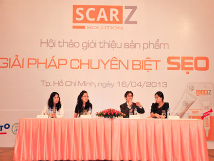hội thảo ScarZ Solution